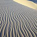 Patterns In The Sand Brazil by Bob Christopher