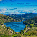 Patterson Lake In The Summer by Omaste Witkowski