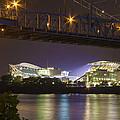 Paul Brown Stadium by Doug Wolf