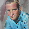 Paul Newman by Roger Lighterness