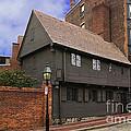 Paul Revere House by David Davis
