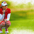 Paula Creamer - The Ricoh Women British Open by Don Kuing
