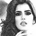 Paulina Vega - Miss Universe 2014 by Rafael Salazar