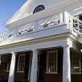 Pavillion Vi University Of Virginia by Jason O Watson
