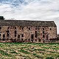 Pawlings Farm Big Barn by Bill Cannon