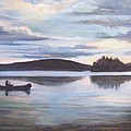 Payette Lake Idaho by Donna Tucker