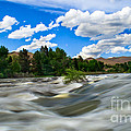 Payette River by Robert Bales