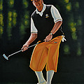 Payne Stewart by Paul Meijering