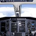 Pc 12 Cockpit by Paul Job