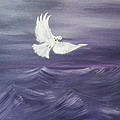 Peace Amidst The Storm by Lana Belanger