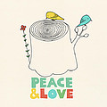 Peace And Love by Eric Fan