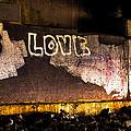 Peace And Love Under The Bridge by Bob Orsillo
