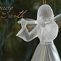 Peace Angel by David Gonzalez