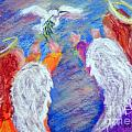 Peace Angels by Deb Arndt