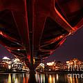 Peace Bridge  by Bob Christopher
