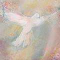 Peace Dove by Anne Cameron Cutri