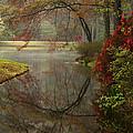 Peace In A Garden by Kathy Clark