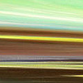 Peace Is Colorful - Panoramic View by Gina De Gorna
