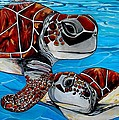 Peace Love And Turtles by Patti Schermerhorn