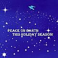 Peace On Earth Card by Kathy Barney