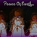 Peace On Earth by Linda Bianic