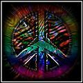 Peace Series 2 by Wendie Busig-Kohn