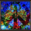 Peace Series V by Wendie Busig-Kohn
