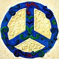 Peace Sign by Cynthia Amaral
