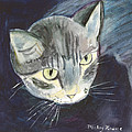 Peace The Cat by Mickey Krause