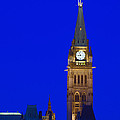 Peace Tower by Tony Beck