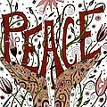 Peace by Valerie Lorimer