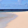 Peaceful Beach by Mark Hashim