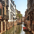 Peaceful Canal by Kim Andelkovic