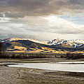 Peaceful Day In Helena Montana by Dana Moyer