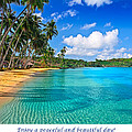 Peaceful Day by Susan Lark MD