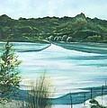 Peaceful Lake by Debbie Lewis