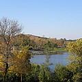 Peaceful Lake by Teresa Schomig