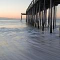 Peaceful Ocean Sunrise by Benjamin Reed