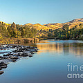 Peaceful River by Robert Bales