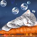 Peaceful Sleep by Veronica Minozzi