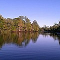 Peaceful Waters by Lew Davis