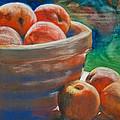 Peach Fuzz by Jani Freimann