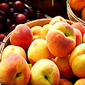 Peaches And Plums Farmers Market by Julie Palencia