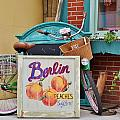 Scene At Bungalow Love - Berlin Maryland by Kim Bemis