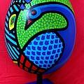 Peacock Egg by John  Nolan