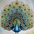 Peacock by Elena Oleniuc