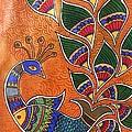 Peacock-fish by Remya Damodaran