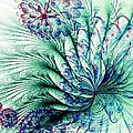 Peacock Tail by Anastasiya Malakhova