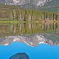 Peak Reflection by Kent Becker