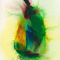 Pear Abstract 3 by Frank Bright